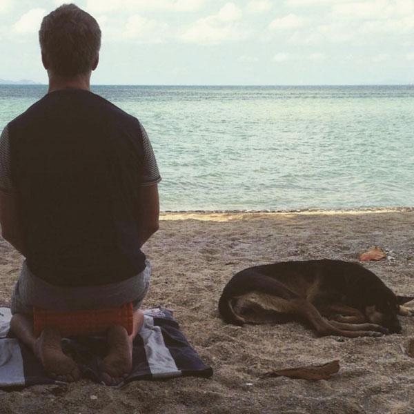 Yoga, meditation? Sorry, I'm too busy.