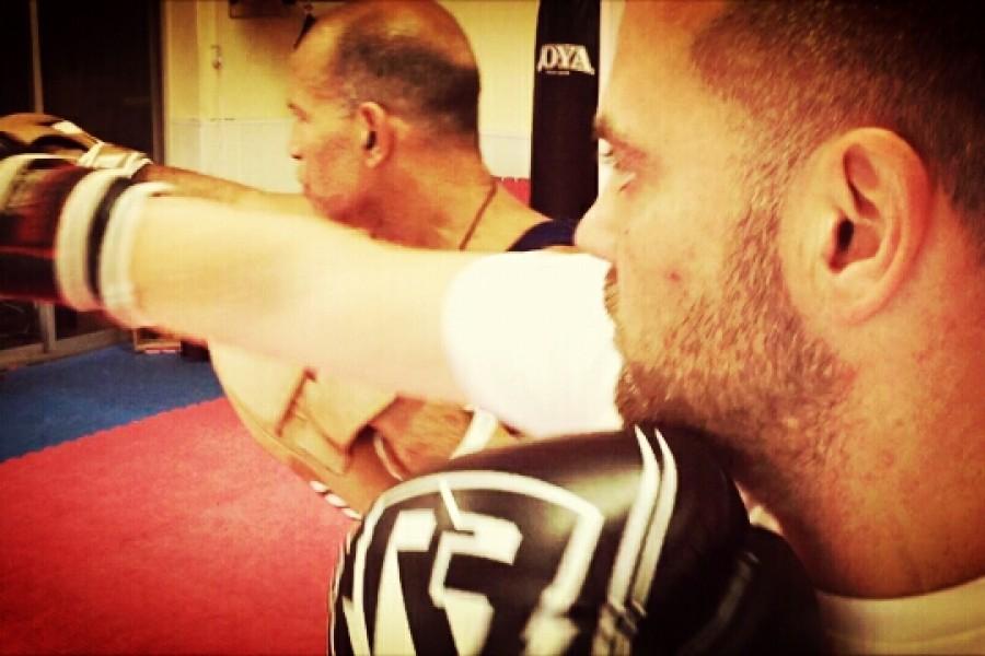 De manager op de werkvloer is de bokser in de ring.